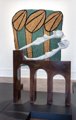 Enrico David, London, 2017, Installation Image 10