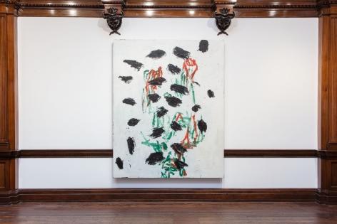 Georg Baselitz, 1977 - 1992, London, 2017, Installation Image 9