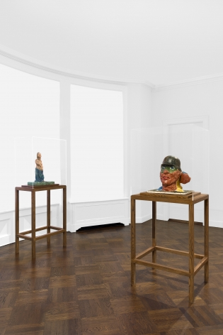 MARKUS LÜPERTZ Dans l'Atelier 18 April through 22 June 2019 UPPER EAST SIDE, NEW YORK, Installation View 12