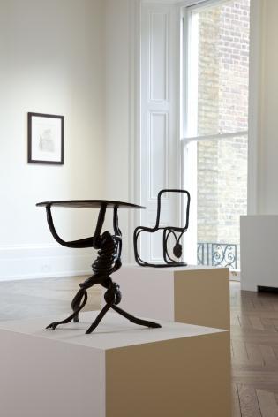 ENRICO DAVID New Works 17 September through 16 November 2013 MAYFAIR, LONDON, Installation View 8