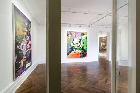 Michael Williams, Morning Zoo, London, 2014-2015, Installation Image 7