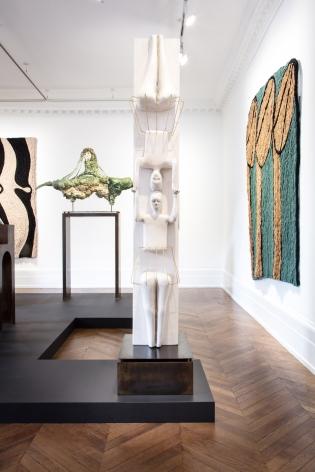Enrico David, London, 2017, Installation Image 6