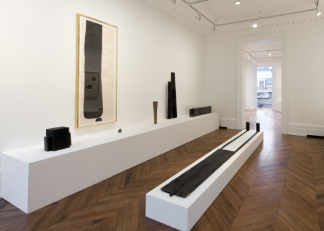 JAMES LEE BYARS Early Works and The Angel 17 January through 16 March 2013 MAYFAIR, LONDON, Installation View 4