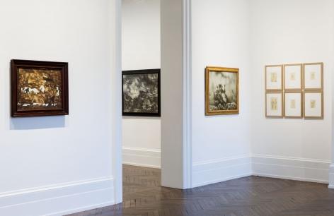 RICHARD OELZE 1900-1980 MAYFAIR, LONDON, Installation View 10