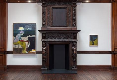 PETER DOIG Paintings 6 September through 16 November 2019 MAYFAIR, LONDON, Installation View 13