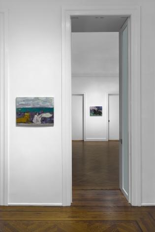 Peter Doig, New York, 2015, Installation Image 14