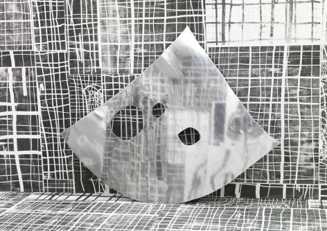 """""""Untitled"""", 2010 Aluminum"""