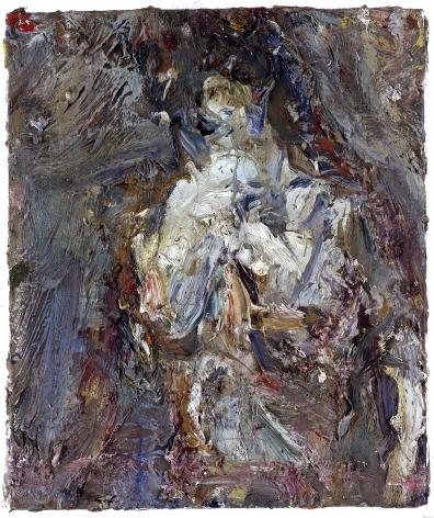 """Nu blanc gris"", 1958"