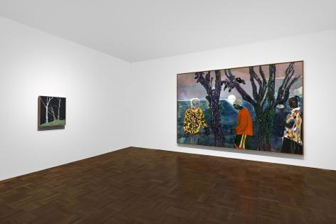 Peter Doig, New York, 2017, Installation Image 2