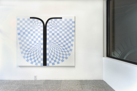 Raphaela Simon, Karo, Tramps and Michael Werner Gallery, 2017-2018, Installation Image 6