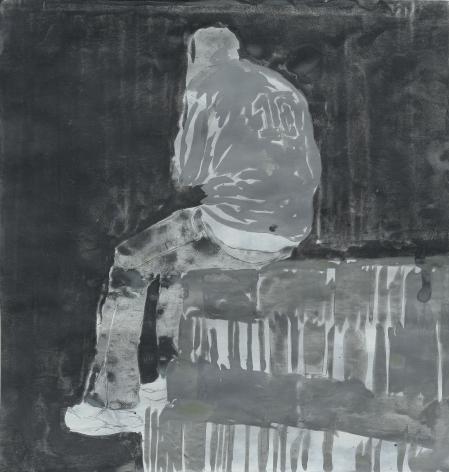 "Hurvin Anderson, ""Number 10"", 2006"