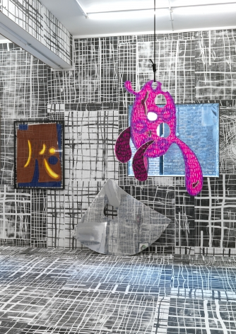 AARON CURRY MMNKTLPLKT 20 September through 18 October 2010, Installation View 11
