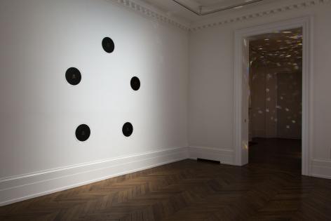 JAMES LEE BYARS, The Diamond Floor, London, 2015, Installation Image 2