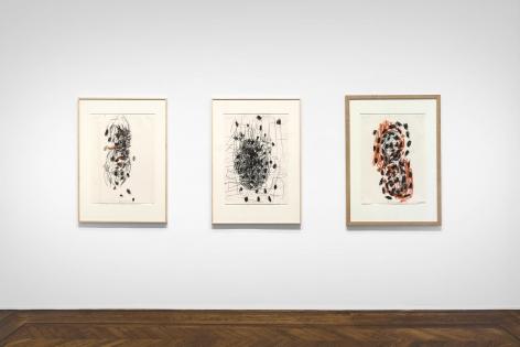 Georg Baselitz, 1977-1992, New York, 2017-2018, Installation Image 8