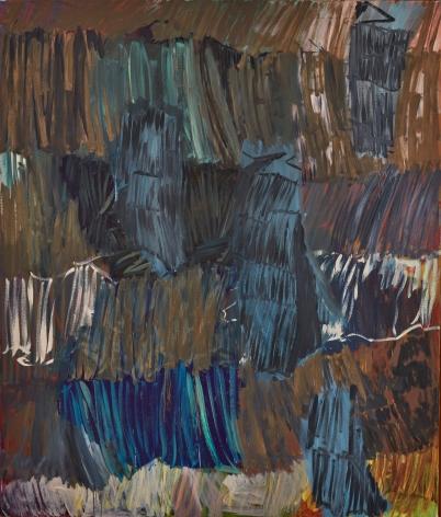 """Per Kirkeby, """"Herbst-Anastasia IX (Autumn-Anastasia IX)"""", 1997"""