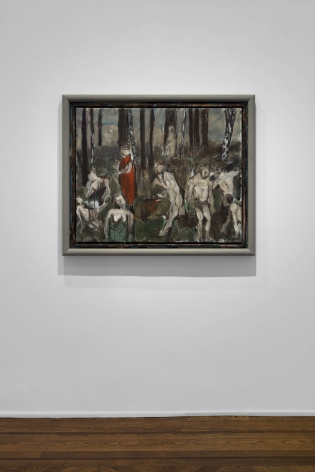 Markus Lüpertz, New Paintings, New York, 2017, Installation Image 13