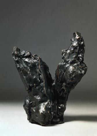 "Per Kirkeby, ""Arm und Kopf XII (Arm and Head XII)"", 1984"