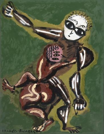 """Francis Picabia """"Monstre (Venus et Adonis)"""", ca. 1924-1927"""