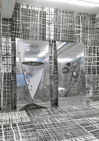 AARON CURRY MMNKTLPLKT 20 September through 18 October 2010, Installation View 14