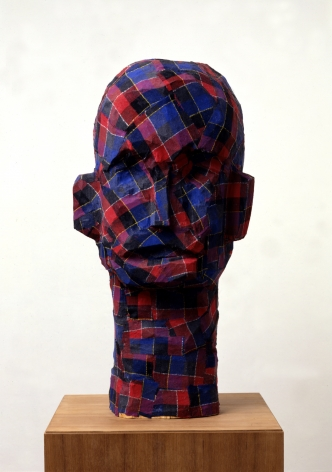 """Ding kariert (Checkered Thing)"", 1994"