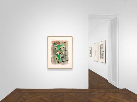 Georg Baselitz, 1977-1992, New York, 2017-2018, Installation Image 12