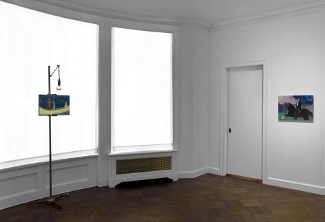 Peter Doig, New York, 2015, Installation Image 17