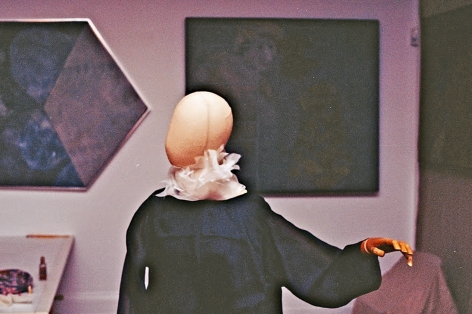 Kai Althoff, London, 2014, Installation Image 18