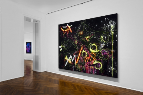 AARON CURRY Headspace 9 September through 29 October 2016 UPPER EAST SIDE, NEW YORK, Installation View 11