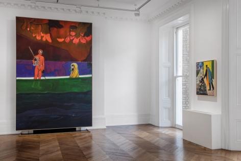 PETER DOIG Paintings 6 September through 16 November 2019 MAYFAIR, LONDON, Installation View 8