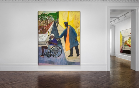 PETER DOIG Paintings 6 September through 16 November 2019 MAYFAIR, LONDON, Installation View 11