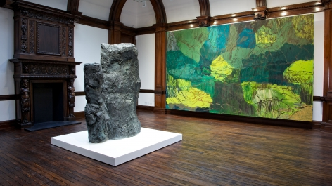 PER KIRKEBY Recent Paintings 5 June through 27 July 2013 MAYFAIR, LONDON, Installation View 11