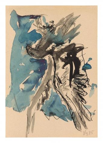 """""""Untitled (Eagle)"""", 1975"""