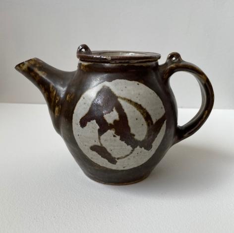 Shōji Hamada Teapot, ca. 1960