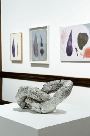 A.R. PENCK, Early Works, London, 2015, Installation Image 23