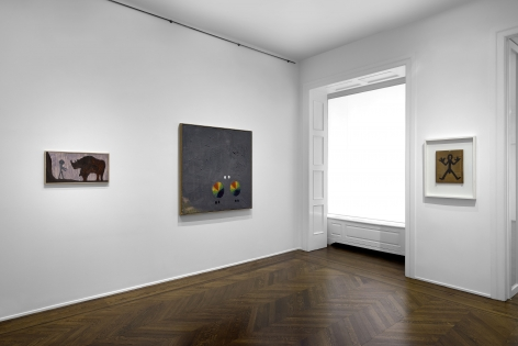 A.R. PENCK Early Works 9 June through 2 September 2016 UPPER EAST SIDE, NEW YORK, Installation View 15