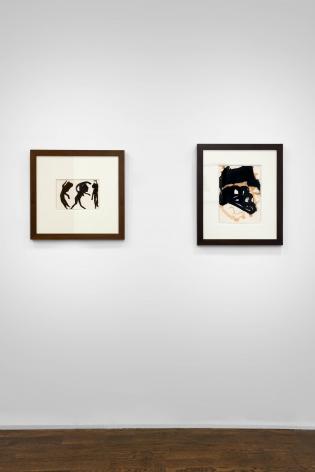 Don Van Vliet, Works on Paper, New York, 2017, Installation Image 8