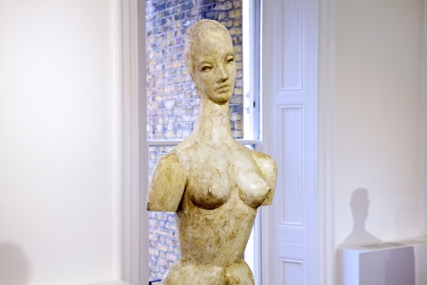 WILHELM LEHMBRUCK Sculpture and Works on Paper 21 March through 25 May 2013 MAYFAIR, LONDON, Installation View 6