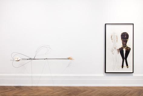 Enrico David, London, 2017, Installation Image 11