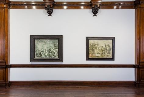 RICHARD OELZE 1900-1980 MAYFAIR, LONDON, Installation View 13