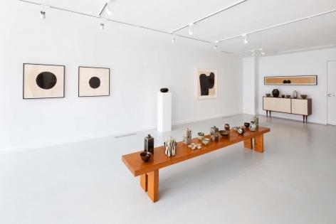 JAMES LEE BYARS / SHŌJI HAMADA