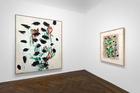 Georg Baselitz, 1977-1992, New York, 2017-2018, Installation Image 11