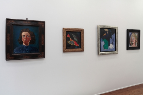Francis Picabia, Late Paintings, New York, 2011-2012, Installation Image 11