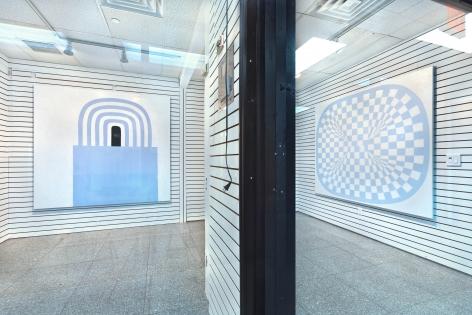 Raphaela Simon, Karo, Tramps and Michael Werner Gallery, 2017-2018, Installation Image 7