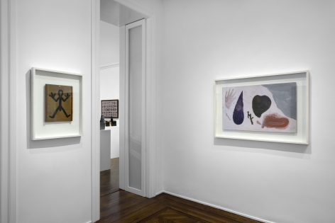 A.R. PENCK Early Works 9 June through 2 September 2016 UPPER EAST SIDE, NEW YORK, Installation View 16