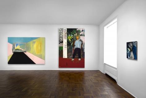Peter Doig, New York, 2015, Installation Image 6