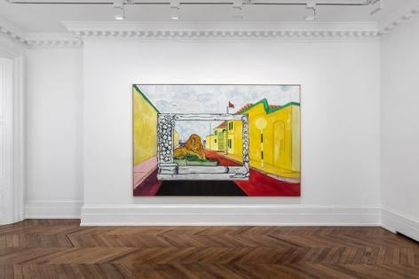 PETER DOIG Paintings 6 September through 16 November 2019 MAYFAIR, LONDON, Installation View 3