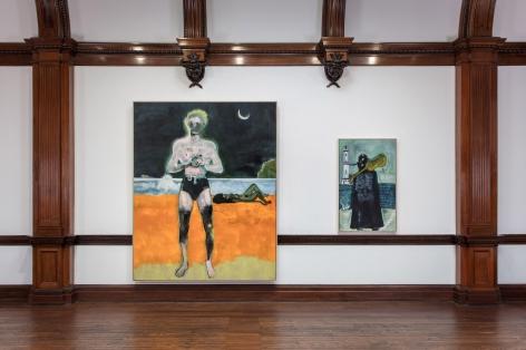 PETER DOIG Paintings 6 September through 16 November 2019 MAYFAIR, LONDON, Installation View 12