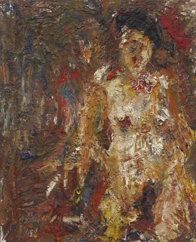 """Marina nue"", 1997"