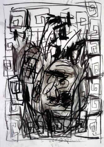 "Georg Baselitz, ""Untitled"", 1992"