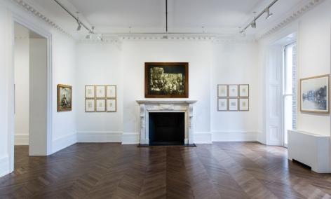 RICHARD OELZE 1900-1980 MAYFAIR, LONDON, Installation View 4
